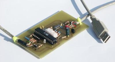 USB AVR Programmer STK500