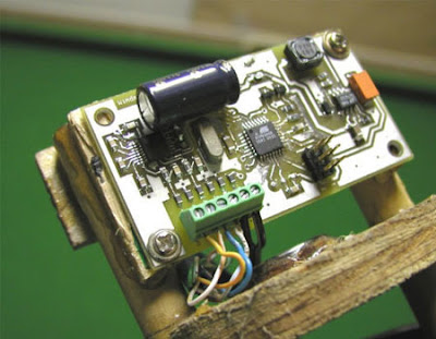 at89c2051 motor controller and other light projects