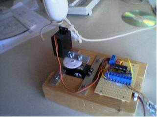 PIC Robotic Webcam
