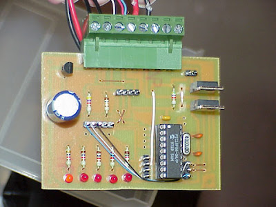 Microcontroller project : doorbell