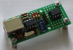 Cheap AVR I2C Tiny Usb