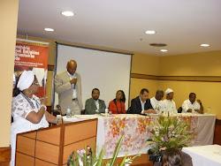 Representante do Fundo de Populaçao das Nações Unidas