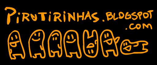 Tirinhas do Pirú