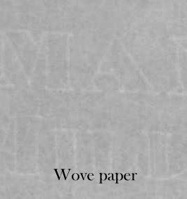 19th century paper watermarks
