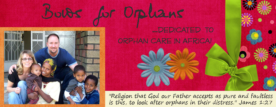 Bows for Orphans