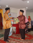 Bersama Ketua Pengarah DBKL, Datuk Hj Salleh b. Yusup