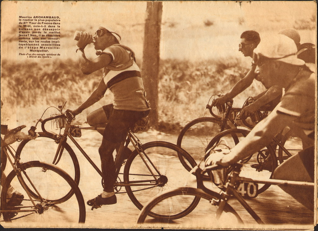 39 le miroir des sports 39 1933 onwards now online retrobike for Miroir winners