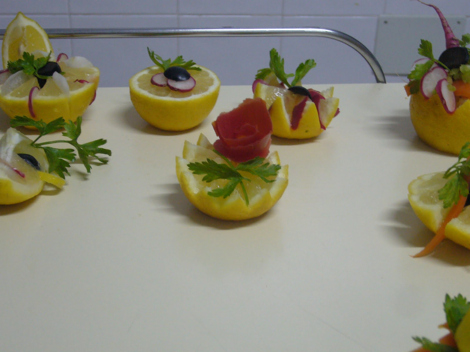 Jarajoven taller de cocina - Decoracion de platos ...