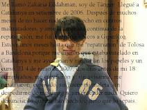 Zakaria Eddàhman, menor no acompanyat repatriat sense garanties el 04 de juny de 2007 a Catalunya