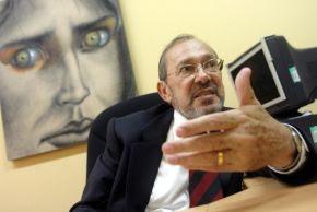 Salomón Lerner, quien presidió la Comisión de la Verdad y Reconciliación. Foto:ANDINA/Archivo