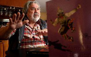 Rolando Forgues. Foto: ANDINA/ Alberto Orbeoso