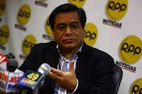 Jefe del Gabinete, Jose Antonio Chang, en las instalaciones de RPP Foto: ANDINA/Cesar García. 23/10/2010
