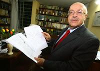 Procurador del Estado peruano, Eduardo Ferrero. Foto: ANDINA / César García