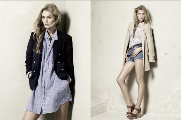 Las mejores marcas de ropa cat logo zara colecci n - Zara roquetas de mar ...