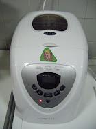 A minha máquina de fazer pão (MFP)