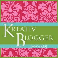 Kreativ Blooger Award