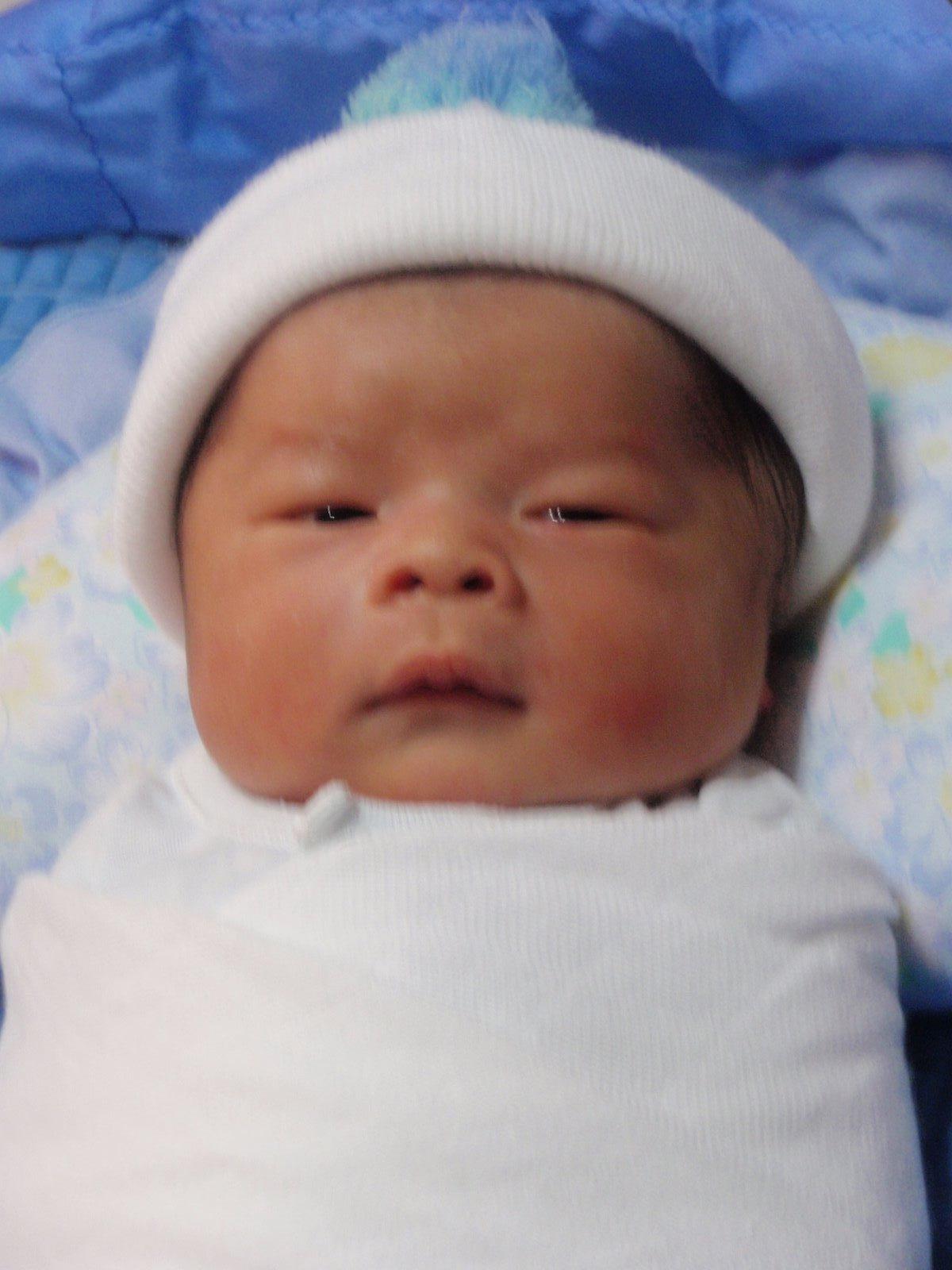 Anas - N.Born (2.98 kg)