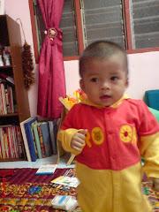 Anas - 1 Tahun 3 Bulan
