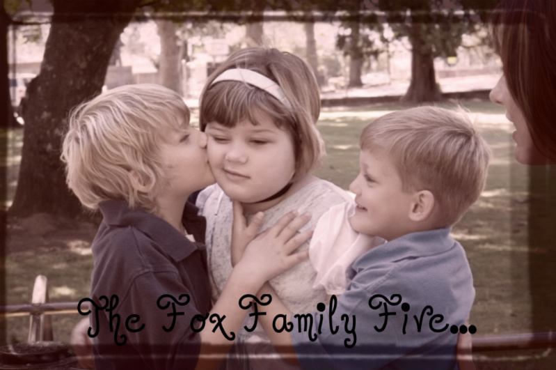 The Fox Family Five
