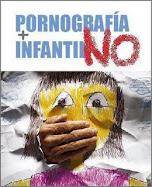 No a la pornografía infantil