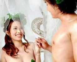 Foto Pra Wedding Bugil
