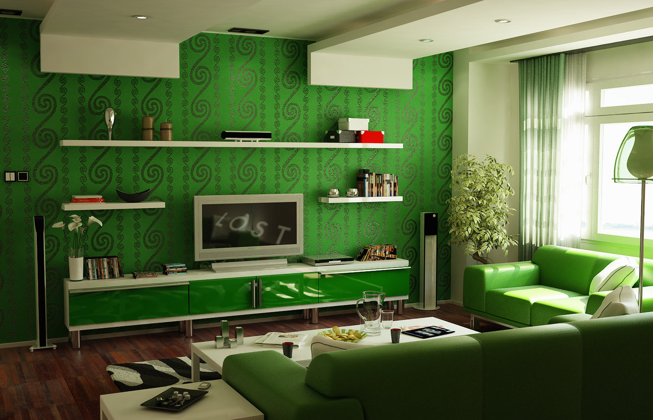 Interior Designing Tips Extraordinary Of Green Living Room Ideas Images