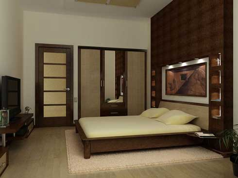 Interior Design Furniture on Interior Design  Modern Style Luxurious Bedroom Interior Design