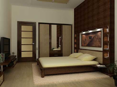 Site Blogspot  Images Interior Design on Design  Modern Style Luxurious Bedroom Interior Design Pictures