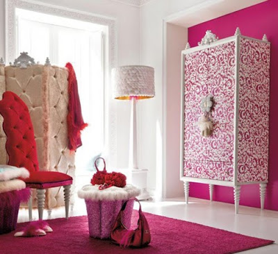 LIVING ROOM DESIGN 2011: Girls Bedroom Ideas Charming