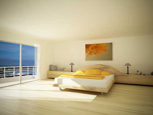 Interior Bedroom Design on Bedroom Interior Design  Modern And Minimalist Bedroom Interior Design