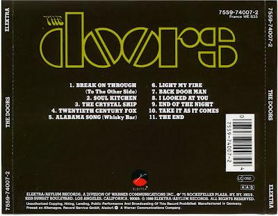 The Doors-The Doors-(Retail)-1988-HHI