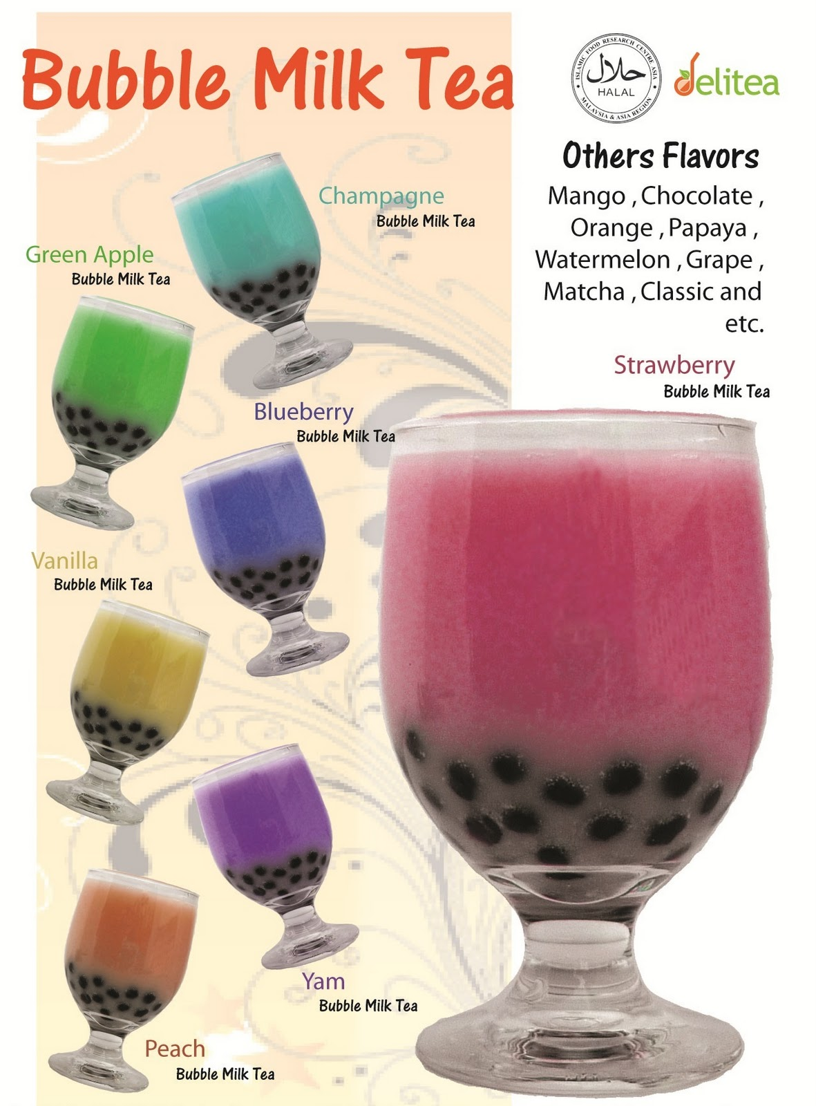 JellyTea Enterprise: Bubble Milk Tea