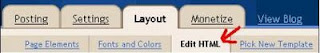 Layout - Edit HTML