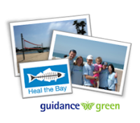 Guidance Green @ Heal The Bay's Coastal Cleanup Day
