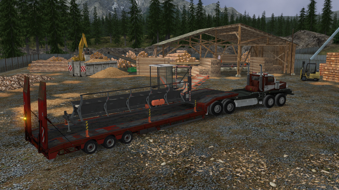 SCS Softwares blog A few more 18 WoS Extreme Trucker 2 images