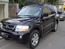 Pajero Full  aut. 4x4  top.  2005