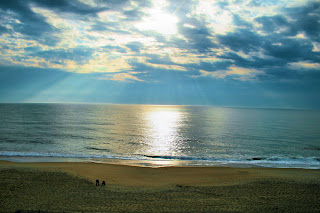 Sunrise over Rehoboth Beach