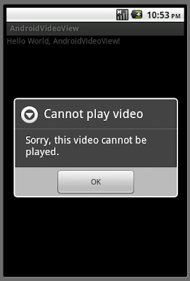 Sorry, this video cannot be played.