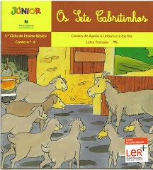Um dos livros do Plano Nacional de Leitura da EB1 de Vila Verde