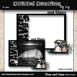 http://digitaldesignsbyliz.blogspot.com/2009/04/paws-and-claws-photo-frame.html