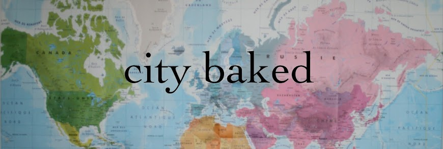 city baked