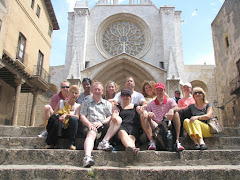 Group picture in Tarragona