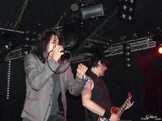 Lacrimas Profundere Spain Gothic Festival 2010