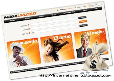 El capitalista Infiel: Megaupload - Gana premios y dinero con tus ...