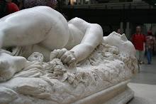 Exhibition de l'extase de Mort.