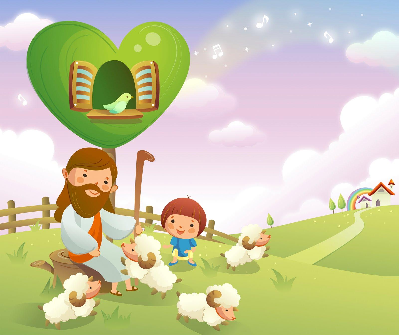 Imagenes de Jesus: para niños