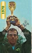 COPA DO MUNDO DO MEXICO 1970 (TRI-CAMPEÃO)