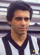 Pita começou na AA Portuguesa, atuou no SAntos FC de 1977 até 1984; S]ão Paulo FC 1984/1988; Strasbourg (França) 1988/1989; Guarani FC 1989/1990; Fujita (Japão) 1991/1992; Nagoya Grampus 1993 e AA Internacional (Limeira) 1994