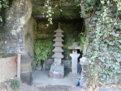 阿仏尼の墓
