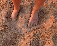 runnerkara feet